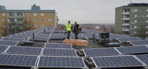 Solceller - Bäckkvarnen 1