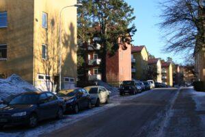 Fasadrenovering - Årsta