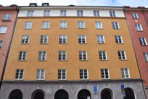 Fasad- och takrenovering - Vasastan
