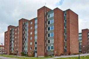 Fönsterrenovering och ombyggnad i Vårberg