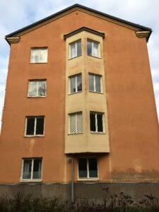 Fasadrenovering - Hägersten